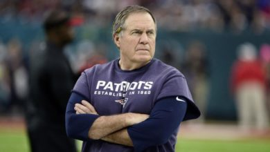 Bill Belichick Goes Viral After Taking Shot At Eagles