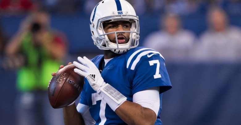 Colts Make Final Decision On Jacoby Brissett