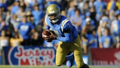UCLA QB Only Guy Who Couldn't Beat Tate Martell For Starting Job
