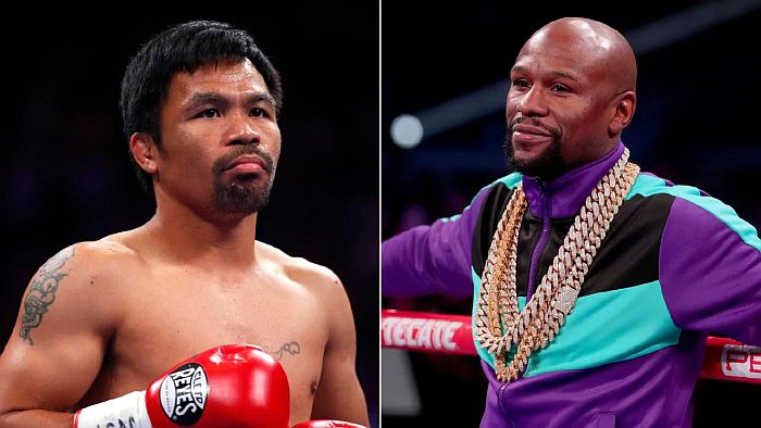 Floyd Mayweather Confirms Manny Pacquiao Fight Coming