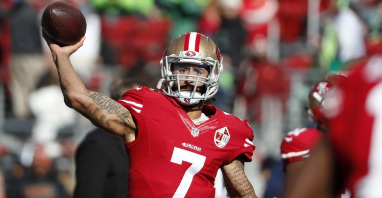 Is The XFL Signing Colin Kaepernick?