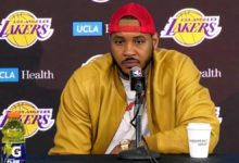 Carmelo Anthony Returning To NBA