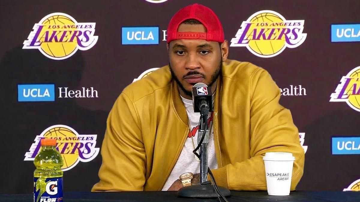 NBA Rumors: Carmelo Anthony To Lakers, Blazers, Knicks or Heat?