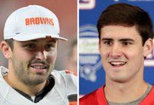 Daniel Jones, Giants Teammates Fire Back At Baker Mayfield