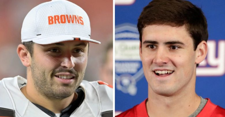 Daniel Jones, Giants Teammates Fire Back At Baker Mayfield
