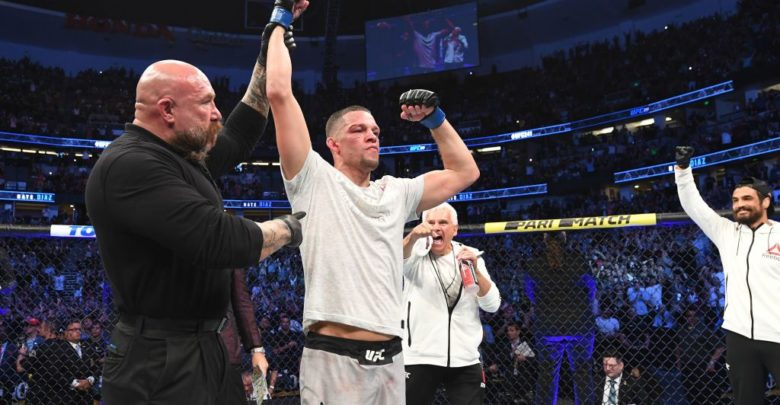 Nate Diaz Career Earnings In UFC