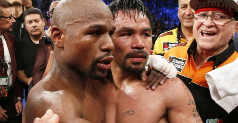 Manny Pacquiao To Fight Floyd Mayweather Next, Not Keith Thurman