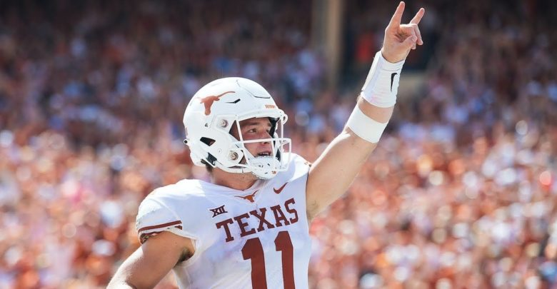 Texas QB Sam Ehlinger Can Turn To Girlfriend Molly Parken For Support After Losing To LSU