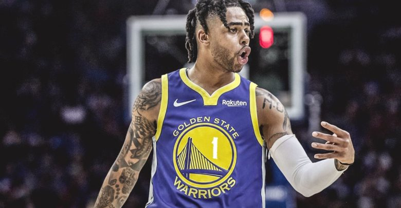 NBA Rumors: D'Angelo Russell To Knicks, Bulls Or Kings?