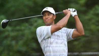 Tiger Woods Has Emotional Reaction To Kobe Bryant's Death