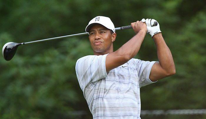 Tiger Woods Talks Coronavirus