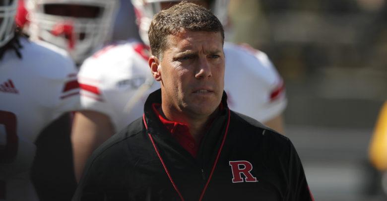 Rutgers Hiring Former Patriots Coach To Replace Chris Ash
