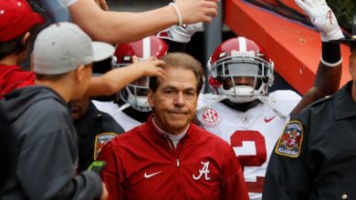 Nick Saban Gets Brutally Honest About Alabama and LSU