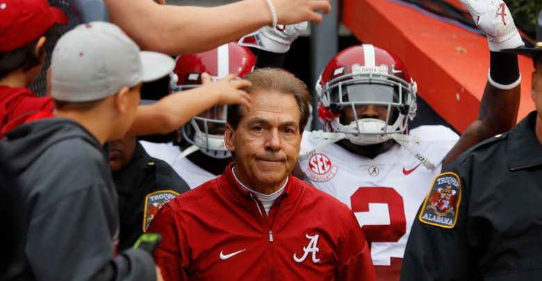 Alabama's Steep Drop Explained By Playoff Chairman