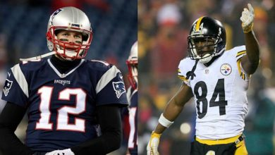 Antonio Brown Says It Is Obvious Who Is Better Between Tom Brady And Big Ben