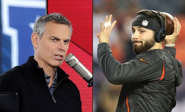 Colin Cowherd Offers A Surprising Take On Browns Quarterback Baker Mayfield