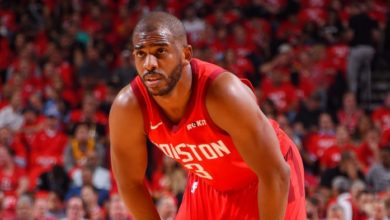 NBA Rumors: Chris Paul To The Knicks?