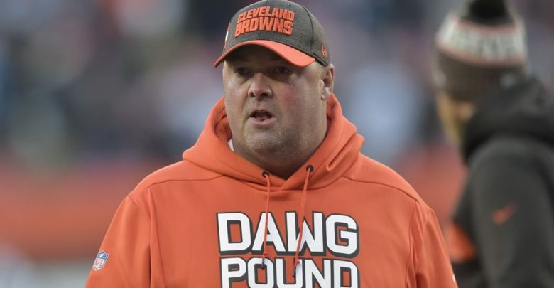 Freddie Kitchens Knows Browns Are About To Fire Him