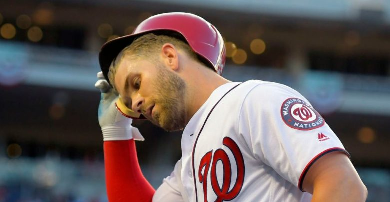 Bryce Harper Wishes Nationals Traded Him To Astros