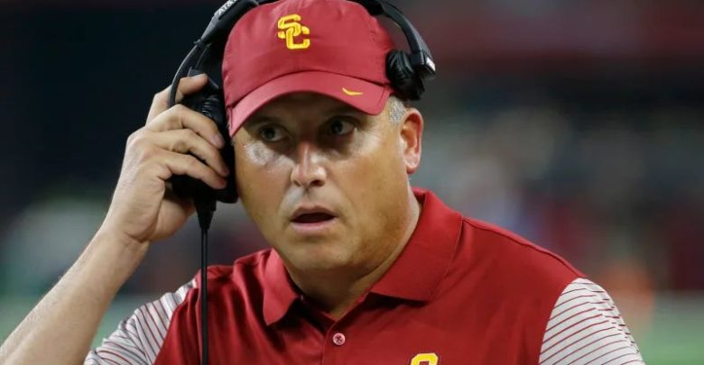 USC Firing Clay Helton Over Poor Recruiting?