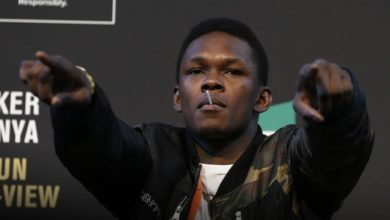 Israel Adesanya Career Earnings In UFC