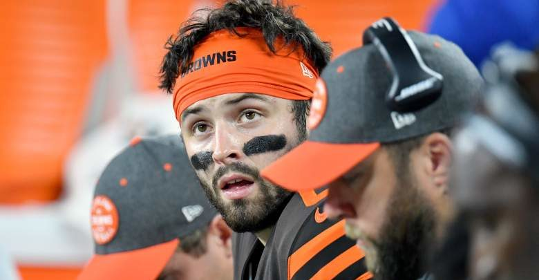 Browns Issue Surprising Health Update For Baker Mayfield