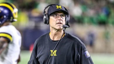 Michigan And Jim Harbaugh Lose Star Player