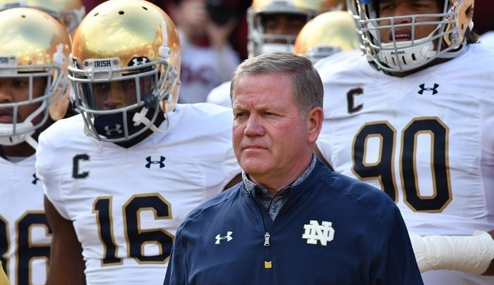 Notre Dame, Brian Kelly Lose Star Player