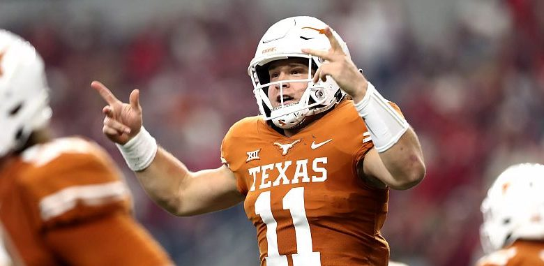 Texas Star Sam Ehlinger Makes Surprising Nfl Choice Game 7