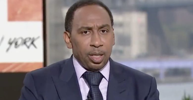 Stephen A. Smith Now Highest Paid Employee At ESPN