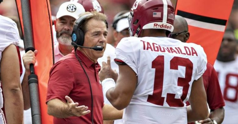 Alabama Will Suck From Now On, Says Colin Cowherd