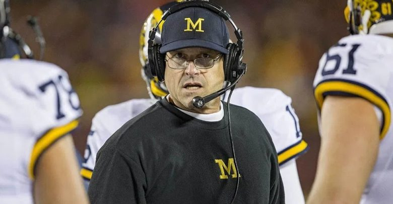 Michigan Makes Final Decision On Jim Harbaugh