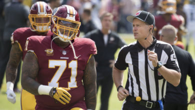 Washington Redskins Inching Closer To Trent Williams Trade