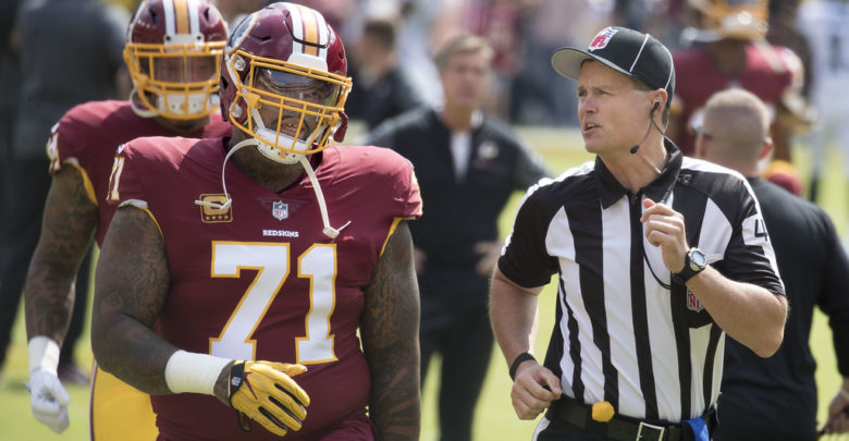 Are Redskins Trading Trent Williams To Browns?