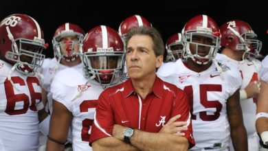 How Nick Saban Reacted To Ole Miss Hiring Lane Kiffin