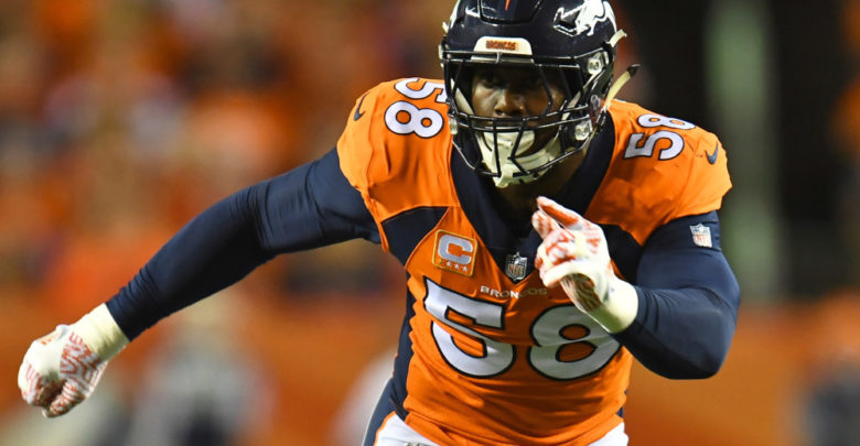 Are Broncos Trading Von Miller To Eagles, Chargers or Browns?