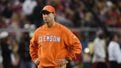 Dabo Swinney Loses Clemson Star To Transfer