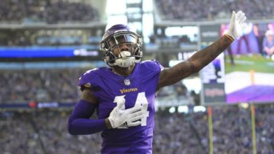 Stefon Diggs Getting Traded To Patriots Or Giants?