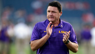 Coach O Responds To ESPN's LSU vs Ohio State Prediction