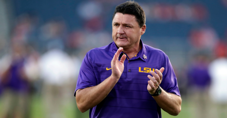 Paul Finebaum Offers Surprising Take On LSU, Ed Orgeron