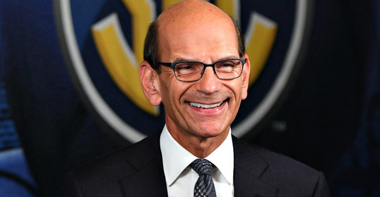 Paul Finebaum Has Odd Rankings For LSU, Oregon, Alabama And More