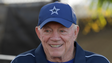 Jerry Jones Has Harsh Words For Colin Kaepernick Workout