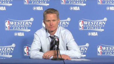 Steve Kerr Gets Brutally Honest About Warriors