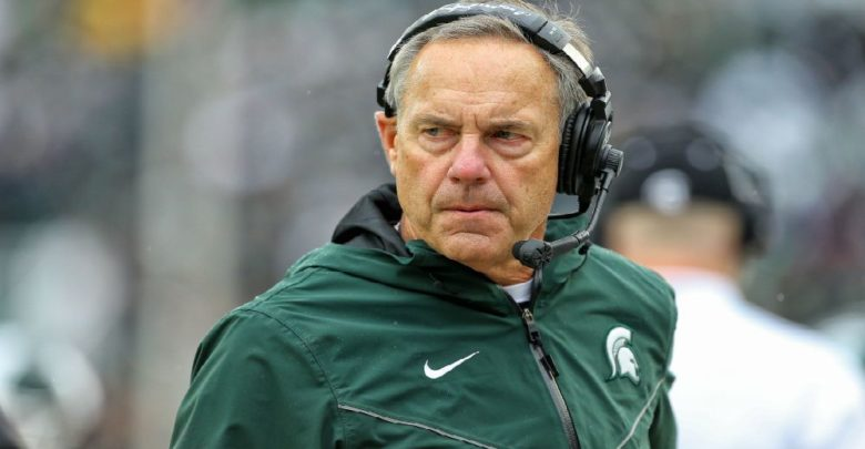 Michigan State Makes Final Decision On Mark Dantonio