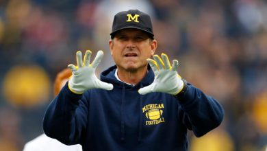 Jim Harbaugh Takes Pay Cut From Michigan