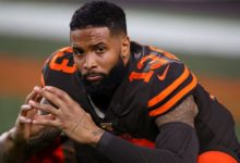 Odell Beckham Is Done With Cleveland Browns