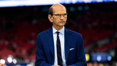 Paul Finebaum Offers Odd Take On Oklahoma, Alabama