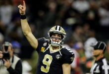 Saints Fans Worried After Latest Drew Brees Post