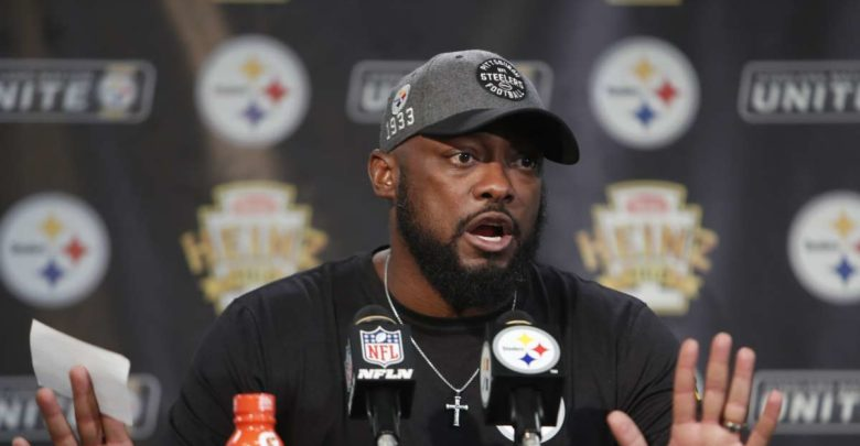 Mike Tomlin Gets Brutally Honest About Why Steelers Benched Mason Rudolph