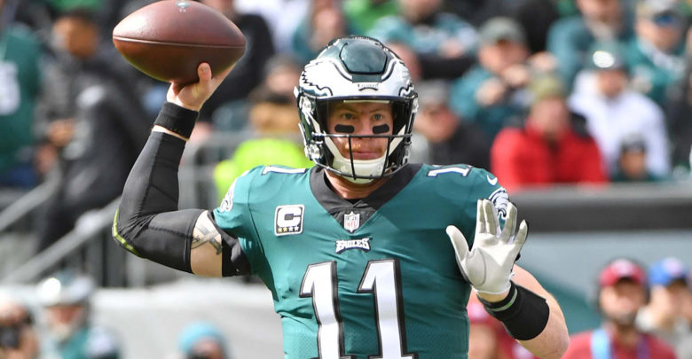 Eagles Players Are Turning On Carson Wentz